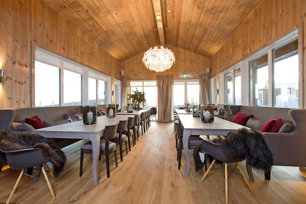 Lodge Sjusjøen Hytteutleie