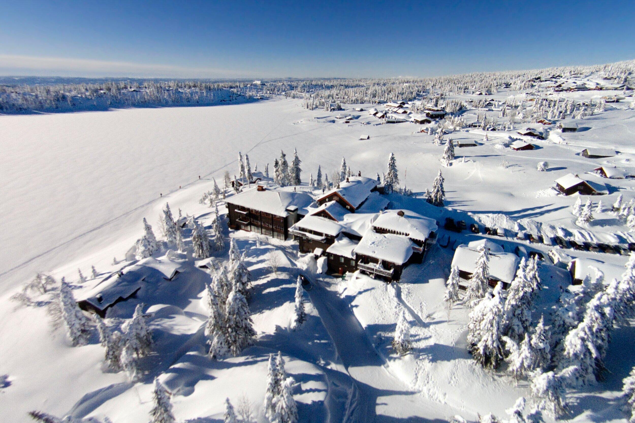 Rustad Hotel og Fjellstue