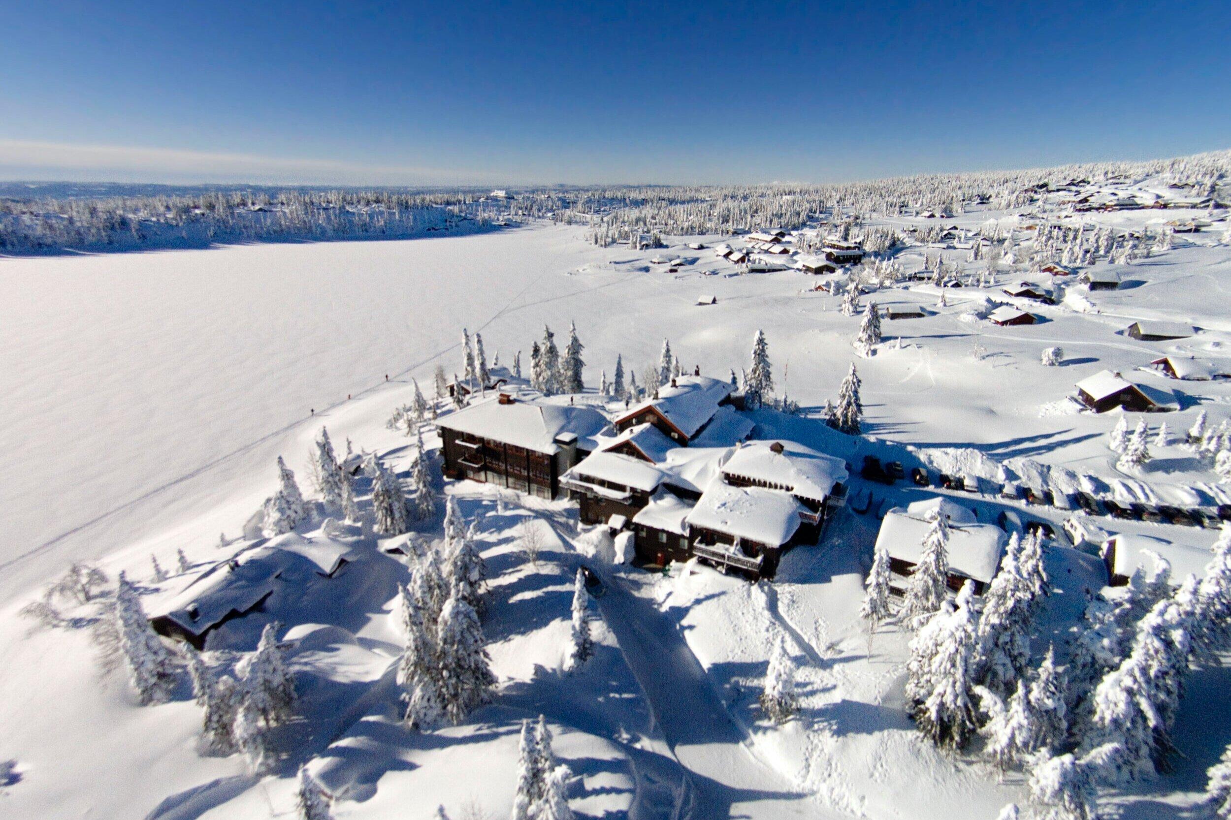Rustad+Hotell+og+Fjellstue+Sjusj%C3%B8en
