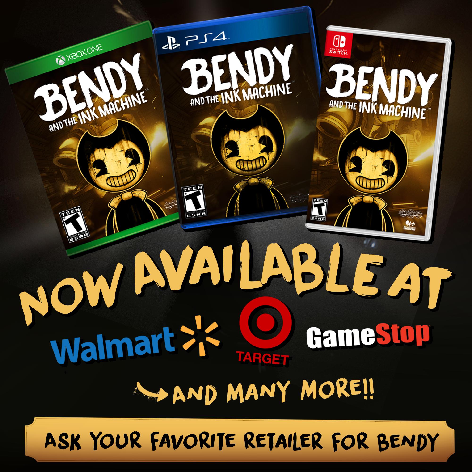Bendy Everywhere