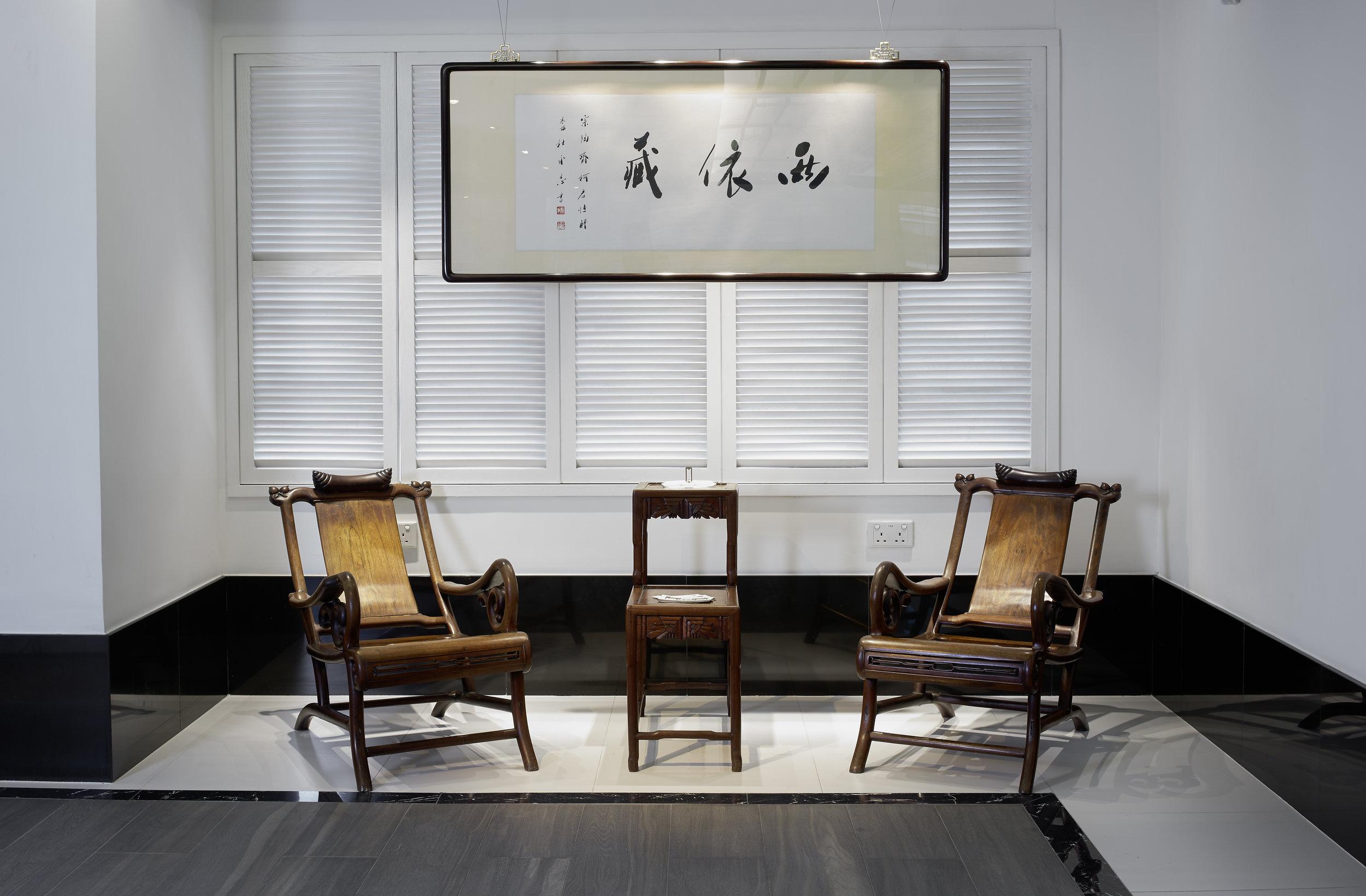 (此为冯先生30多年前买的第一套收藏-图片来源︰两依藏博物馆)