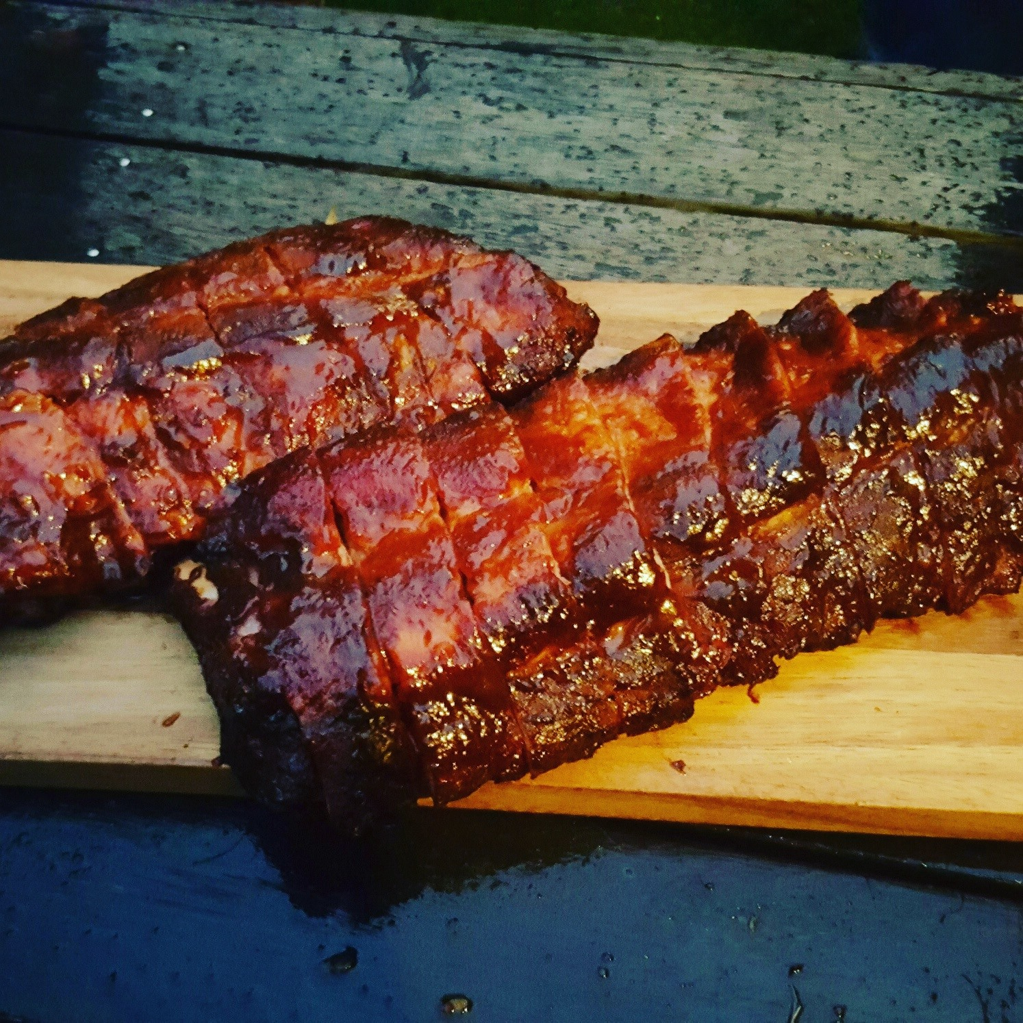 """Our """"rib off"""" ribs"""