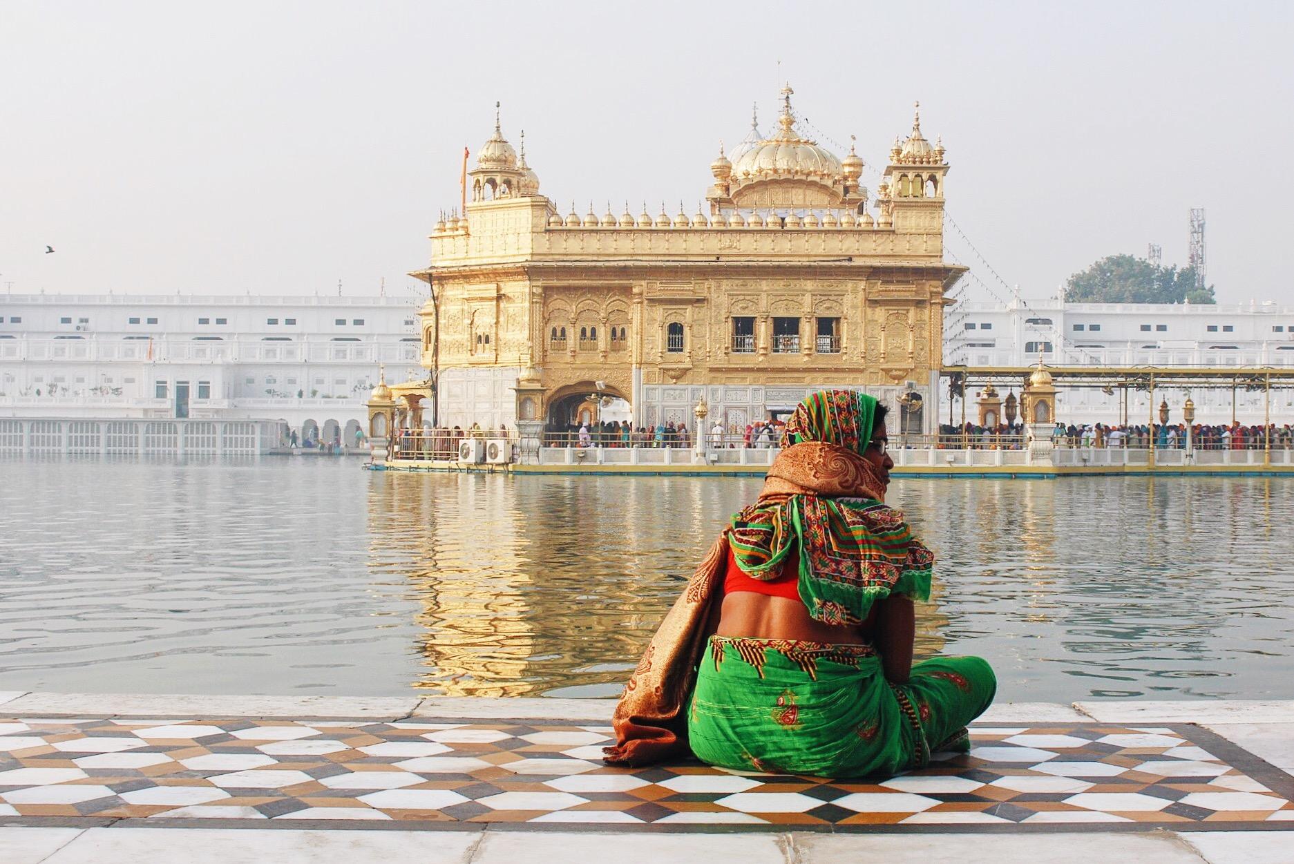Amritsar Woman