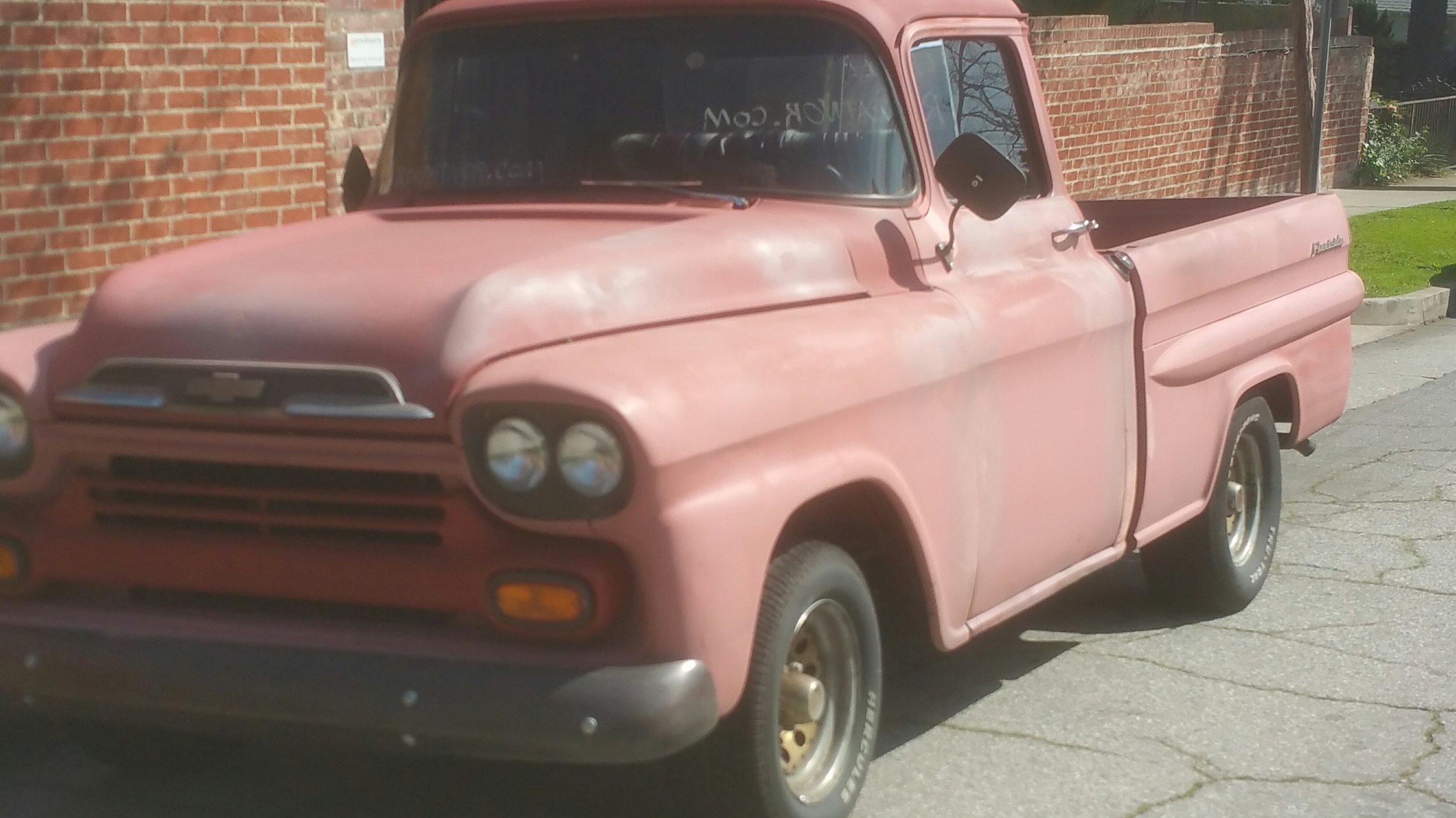 1959 Chevy Apache Fleetside Ricpatnor Com