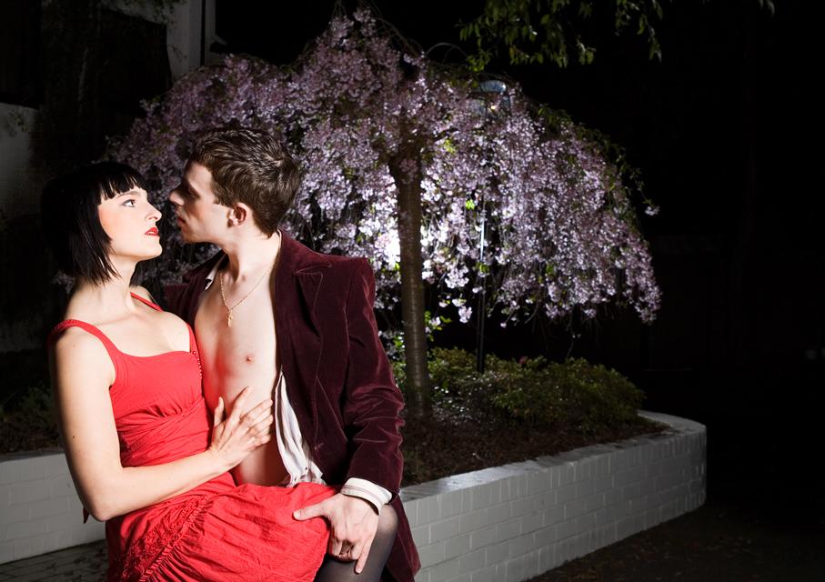 The Landscape Gardener's Blossoming Bride