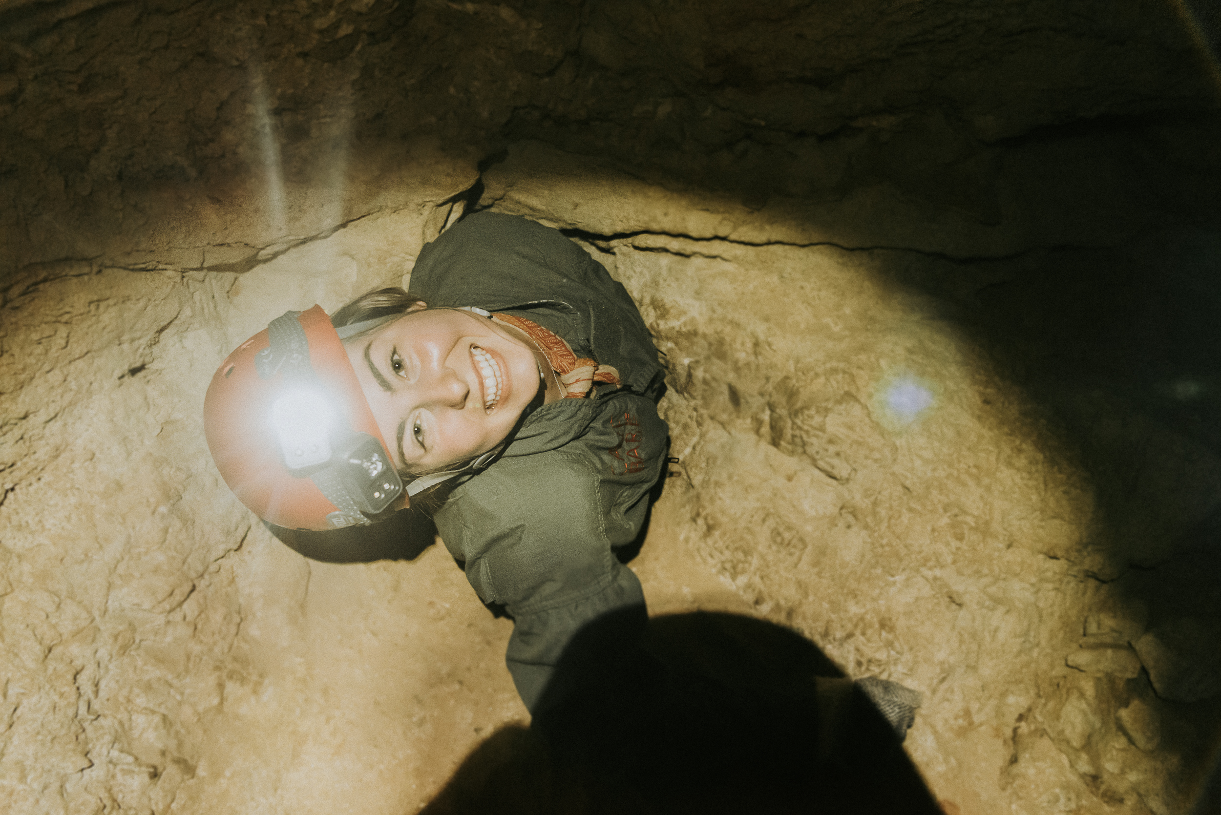 caving in the high guads