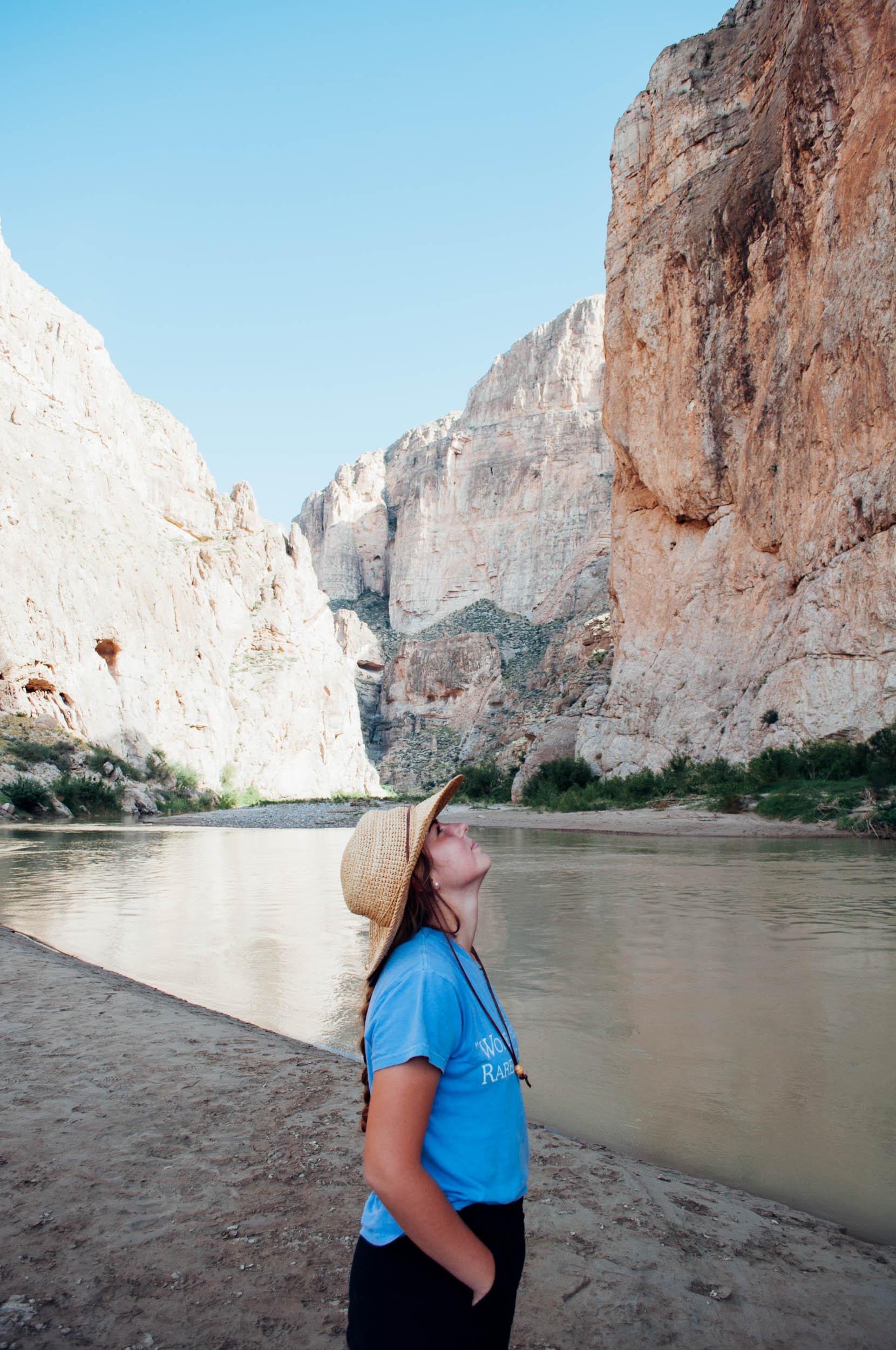big bend, rio grande