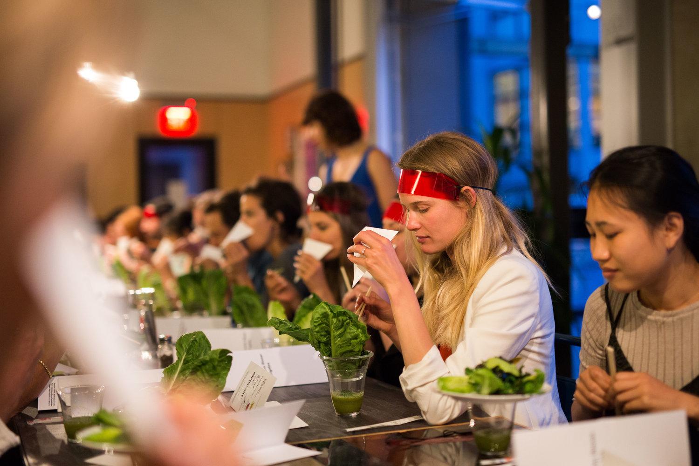 Chromatic Dinner -