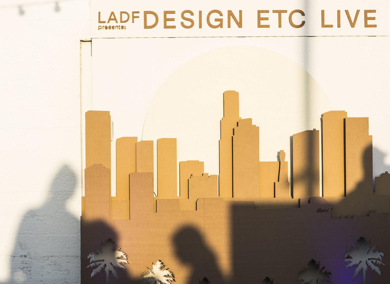 Design, etc. LIVE display by Lumi