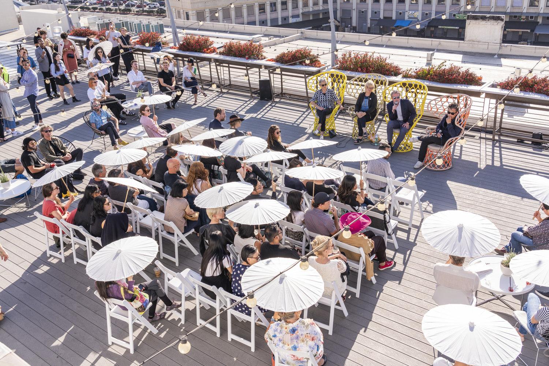 Keynote: Chief Design Officer Christopher Hawthorne on Housing in LA with Barbara Bestor, Julie Eizenberg, and Jimenez Lai