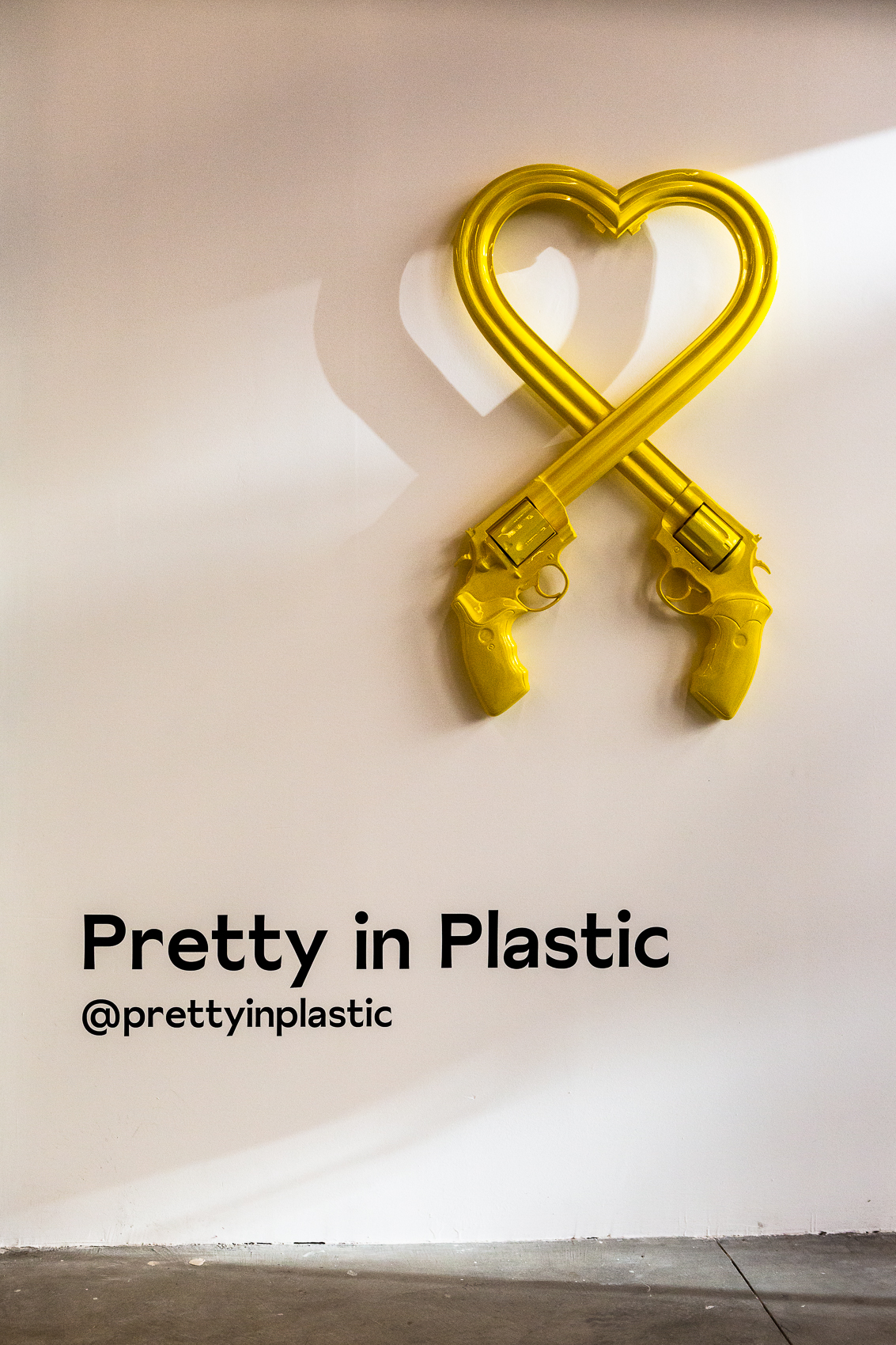 Pretty in Plastic, Design is for Everyone
