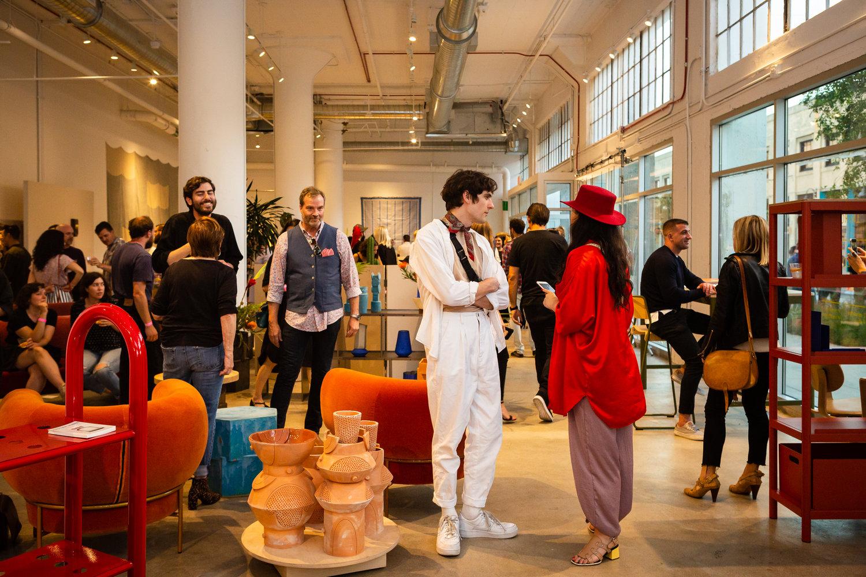 Design Block Party at INTRO/LA