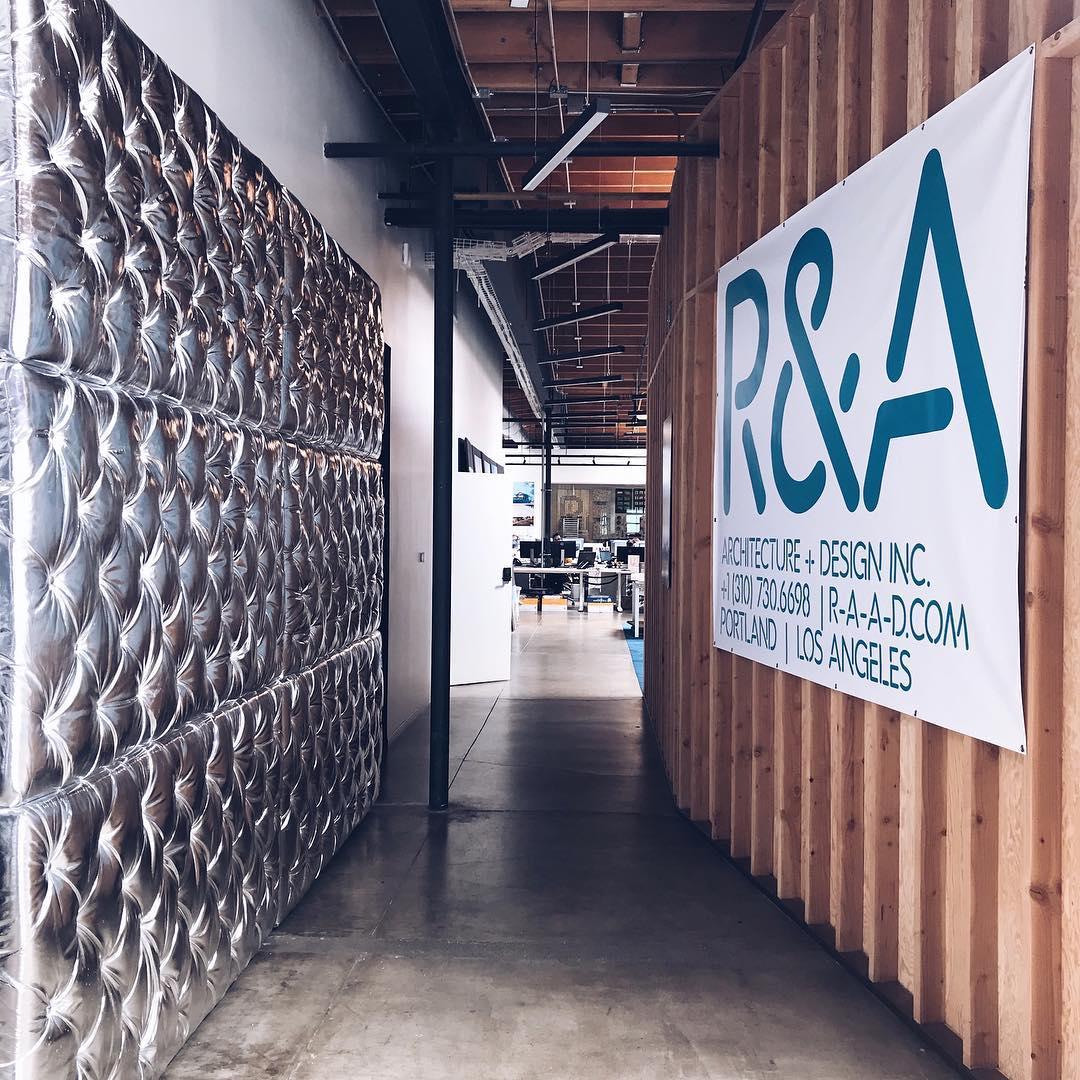 R&A Architecture + Design - Studio Tour
