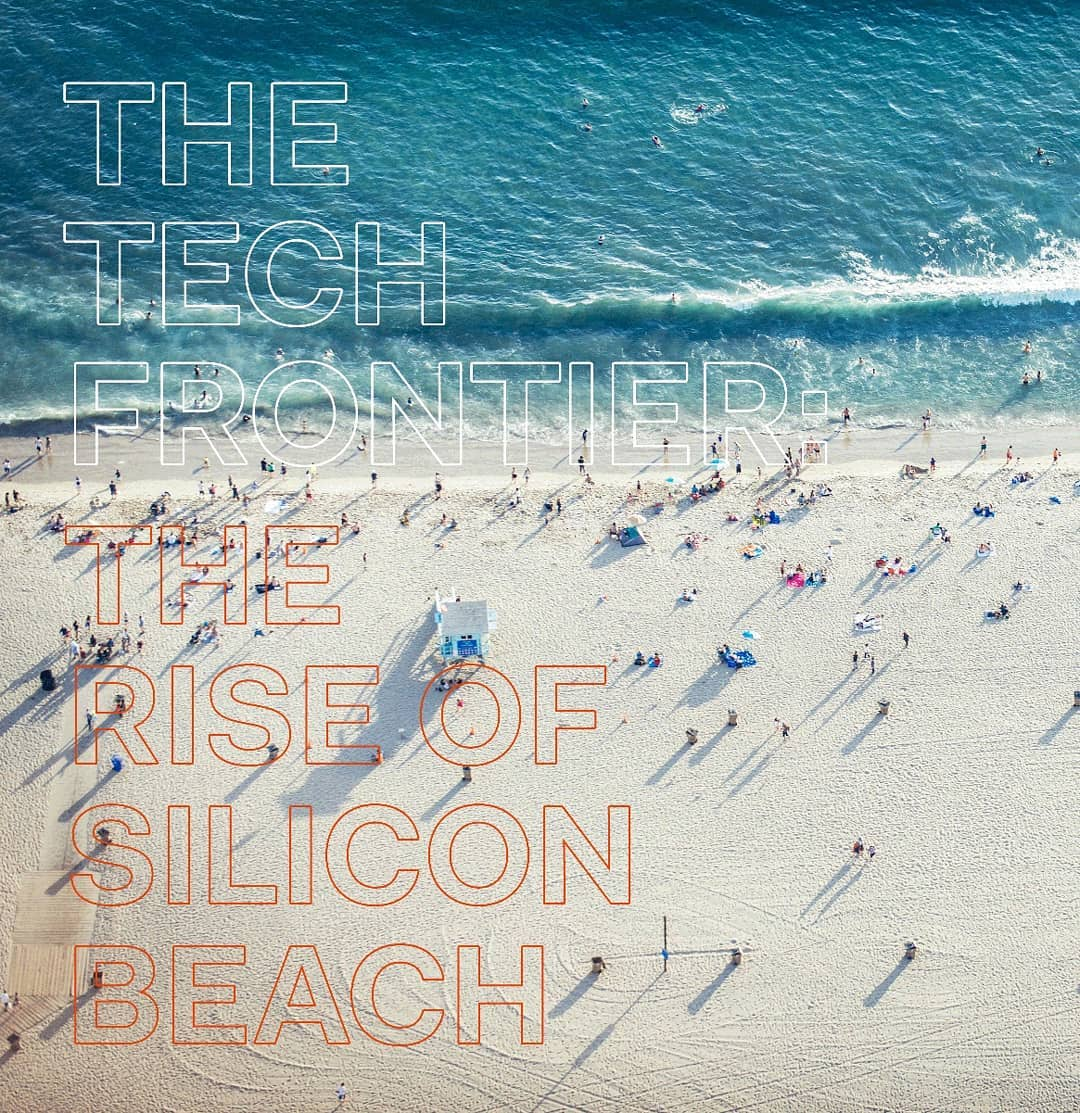 "Copy of ""The Tech Frontier: The Rise of Silicon Beach"" with SPF:architects"