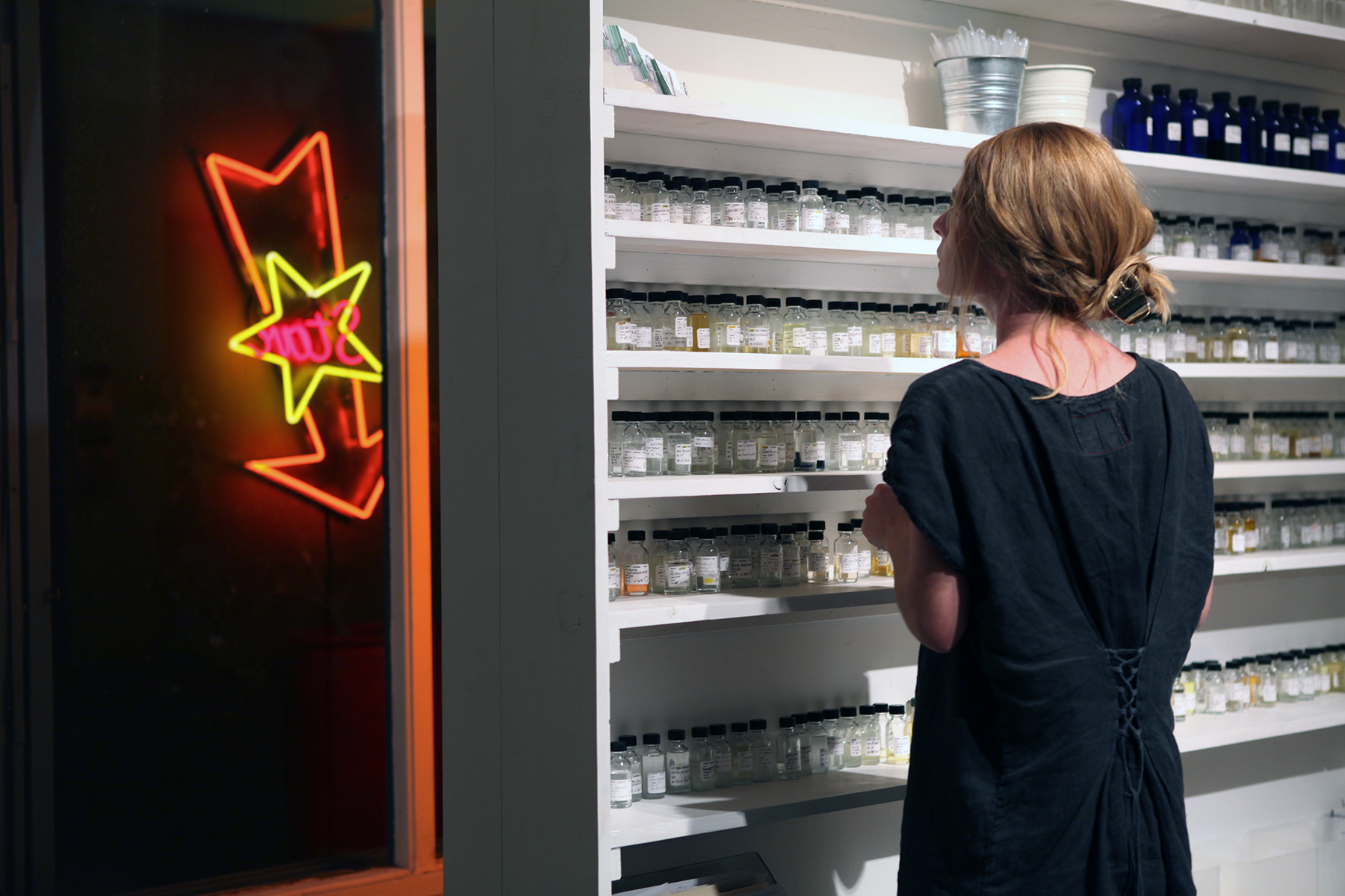 Scent Bar x SALT x Institute for Art and Olfaction