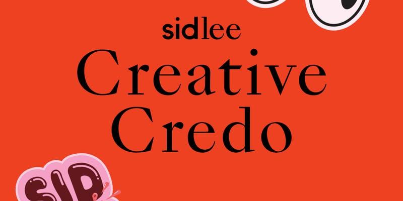 TALK: Sid Lee x Creative Credo — LA Design Festival