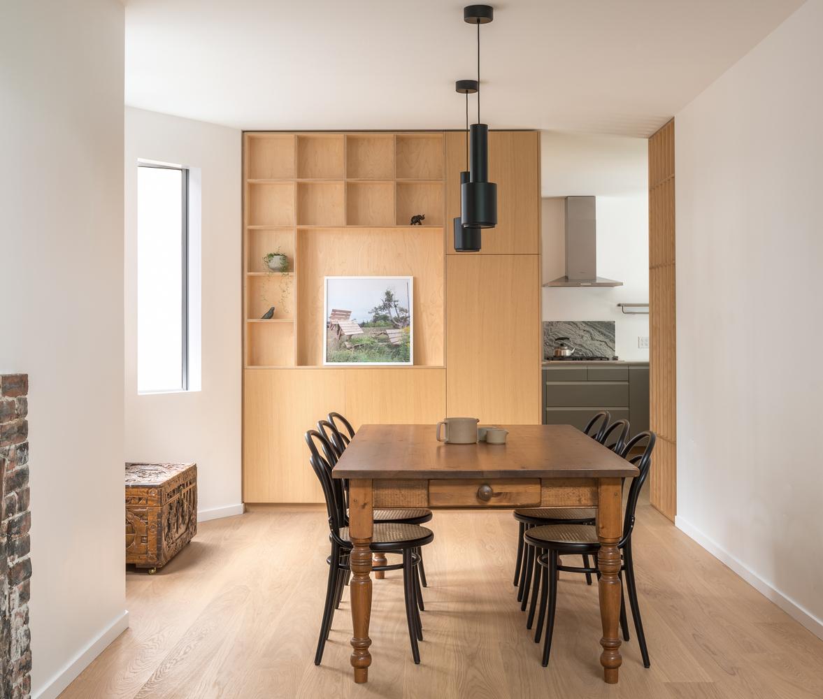 Yew House by Campos Studio + Tom Chung Studio