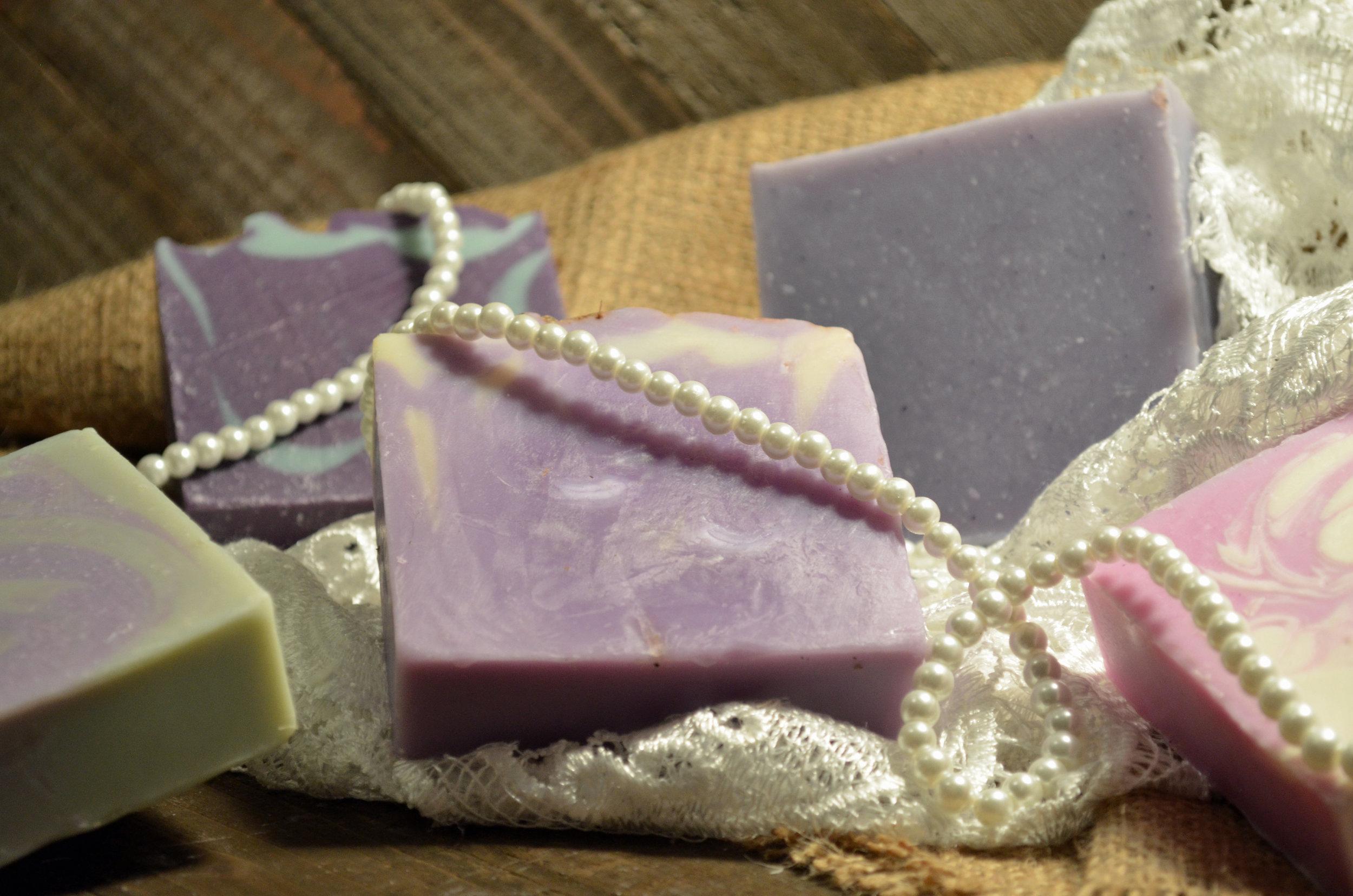Luxury Cold Process Soap