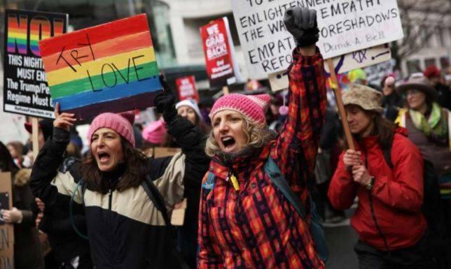 Women's March Jan 21, 2018