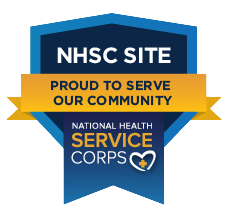 NHSC Site Proud to Serve Our Community National Health Service Corps