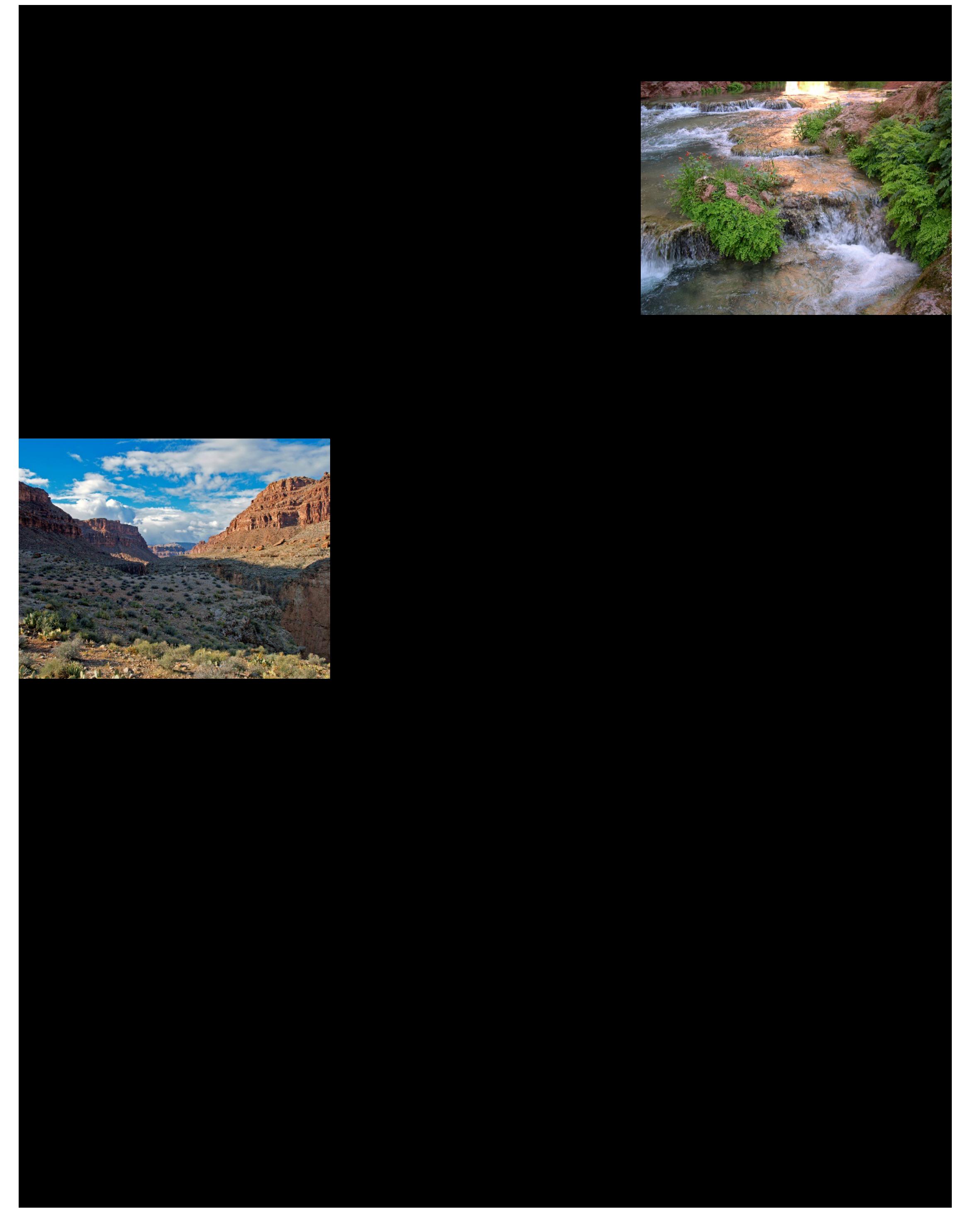 Alternate Routes Havasupai
