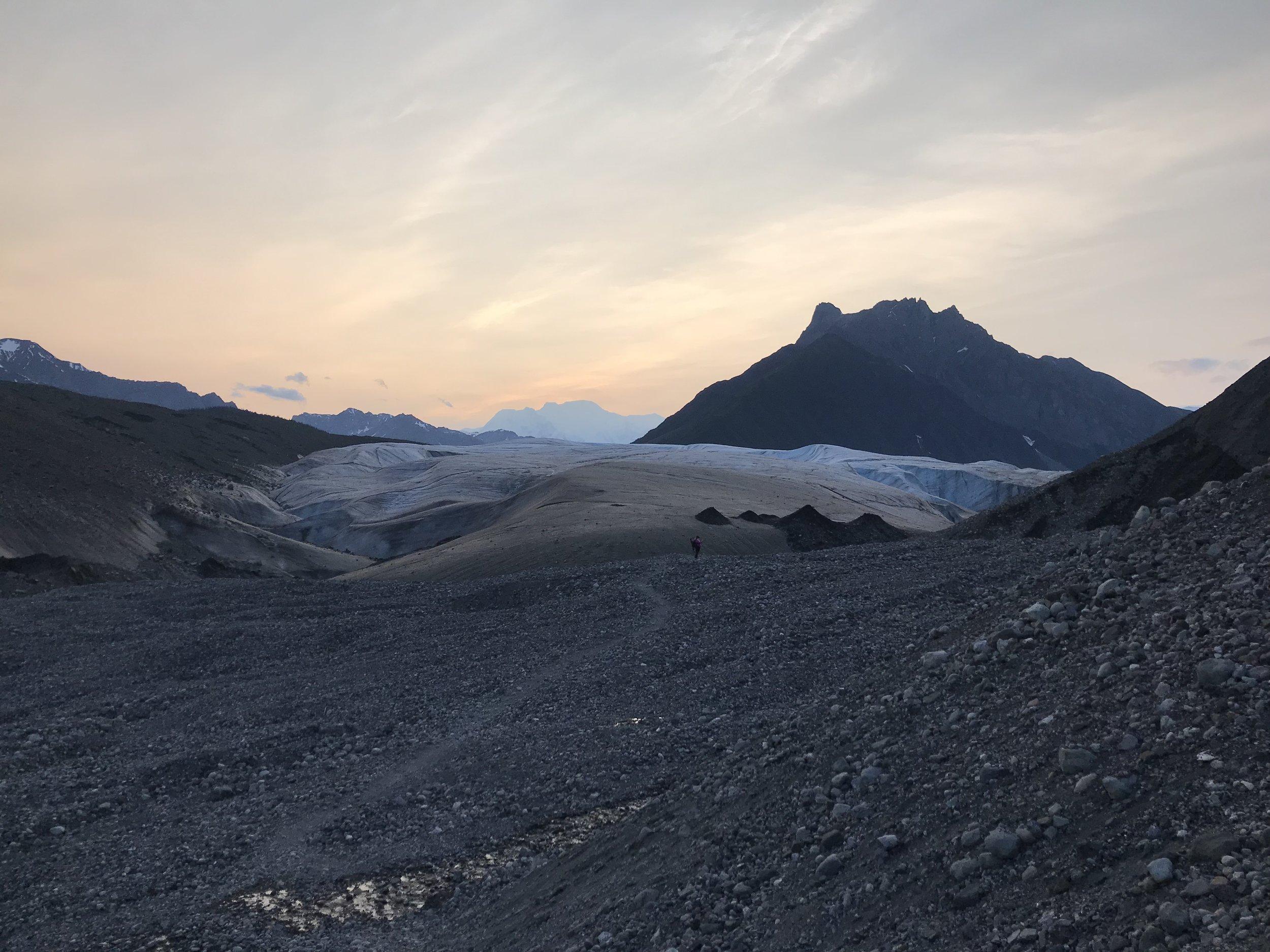Root Glacier