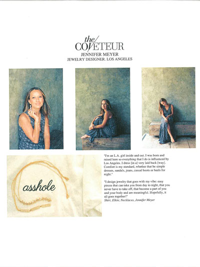 THE COVETEUR Oct 2014