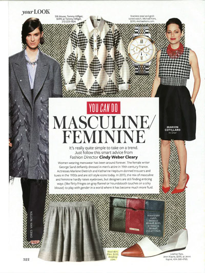 IN STYLE Sep 2013