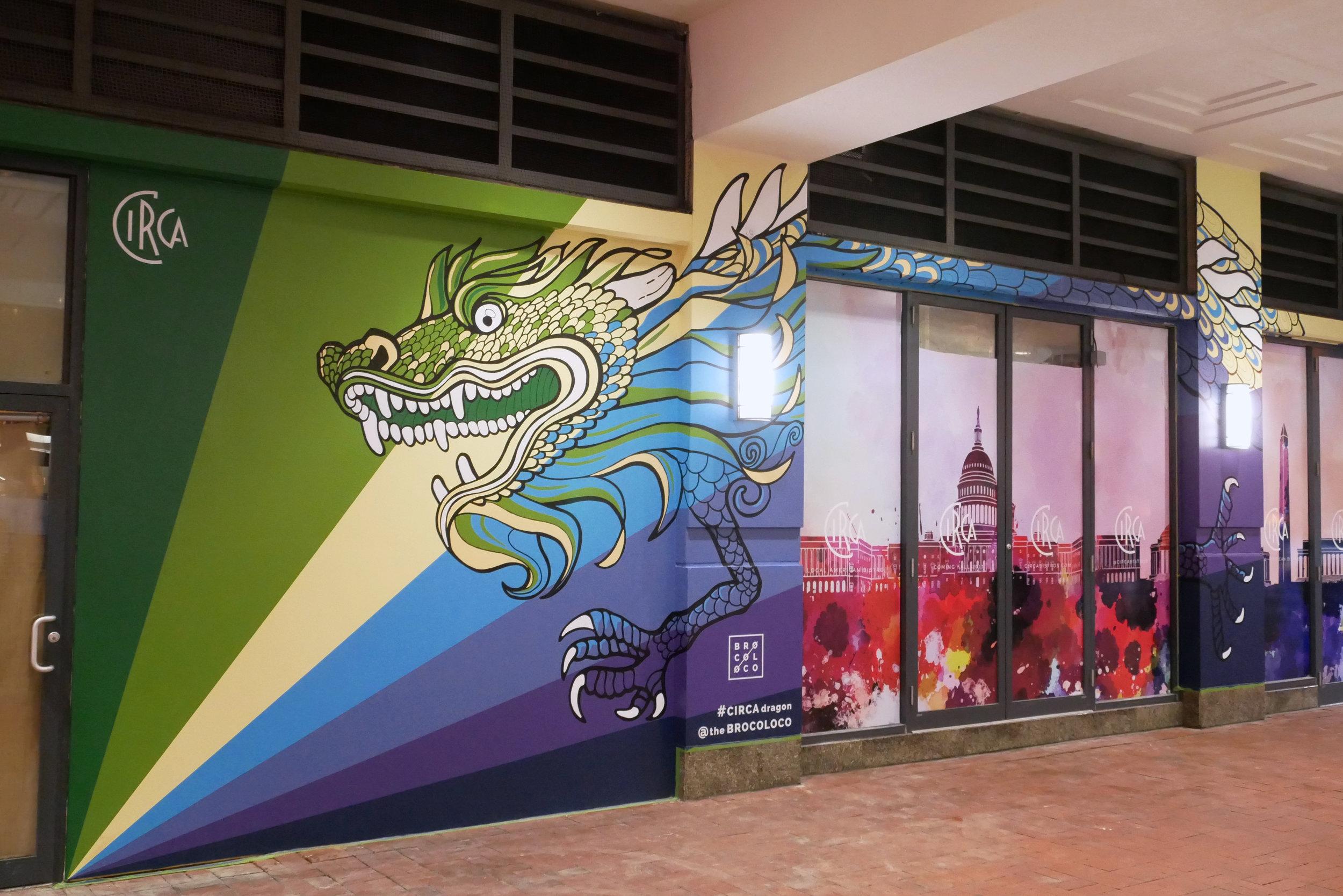 CIRCA Dragon
