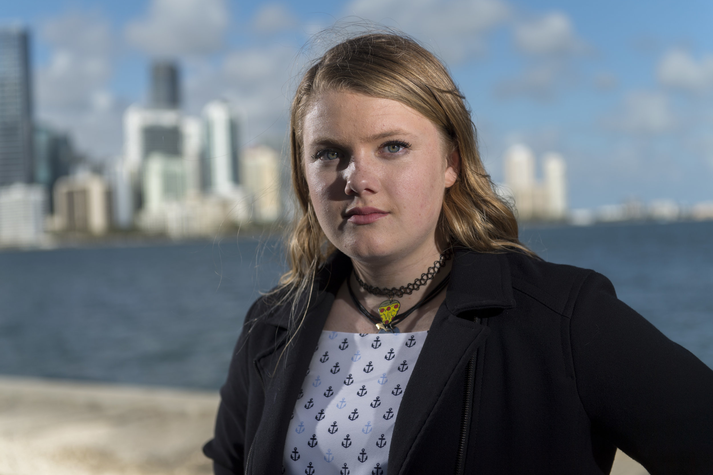 Delaney is a climate activist from Florida and one of the plaintiffs on the youth climate lawsuit against the state of Florida. This post originally appeared on  her blog .