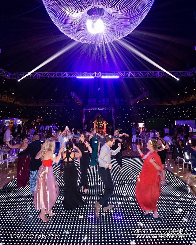 #throwbackthursday to the @ilea_ncc ILEA Gala 2016!! We had a blast and it was great to see our galaxy dance floor come to life!! Thanks to all the amazing vendors that contributed. We're looking forward to next year! Photo cred: @sayyaphotobooth #nofilter
