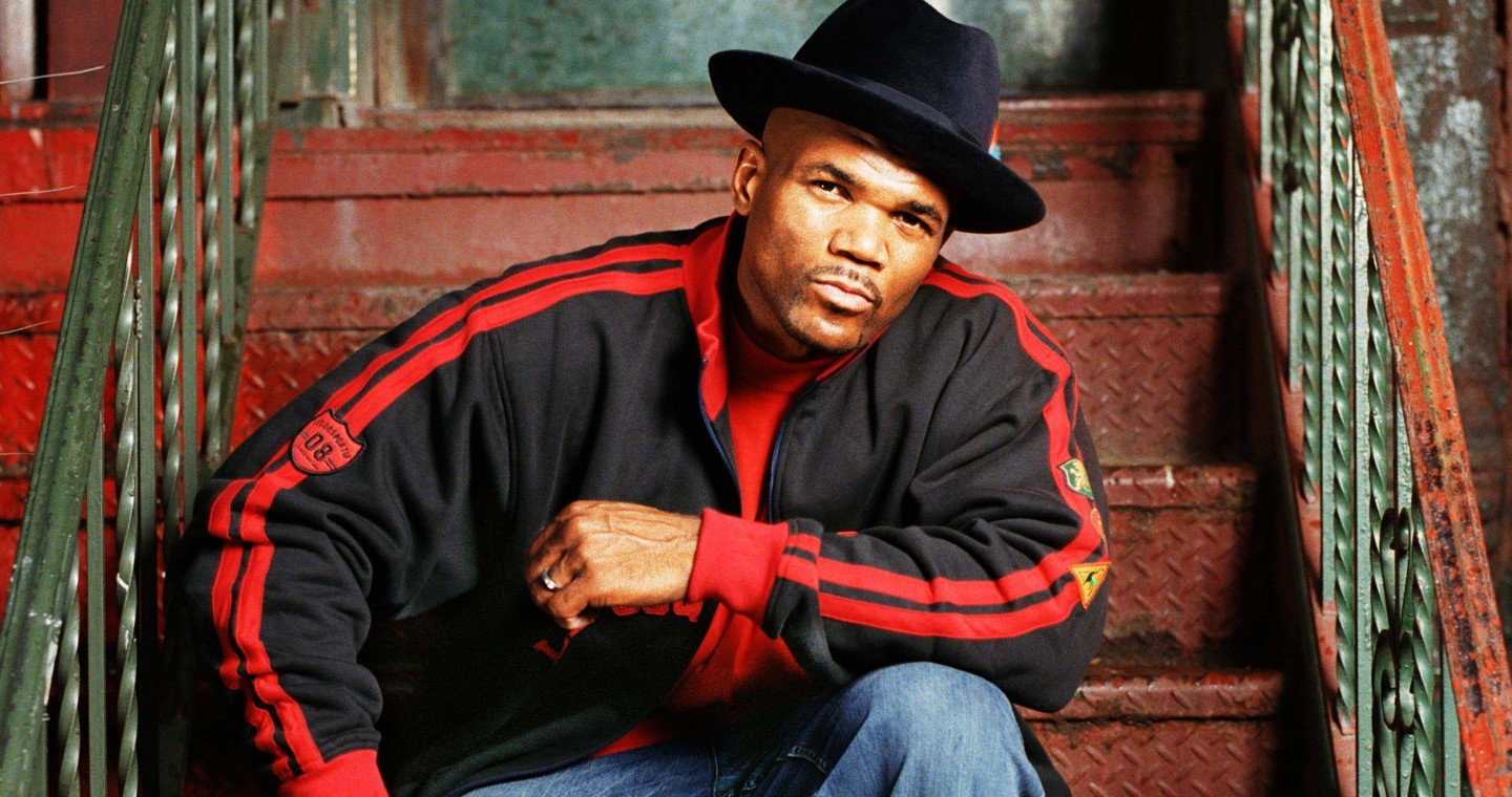 "Darryl ""DMC"" McDaniels from Run DMC featured on the upcoming debut record by The Oddysy."