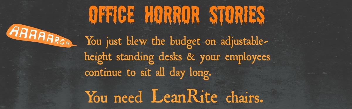 Ergo Impact solves office Horror stories budget blog.jpg