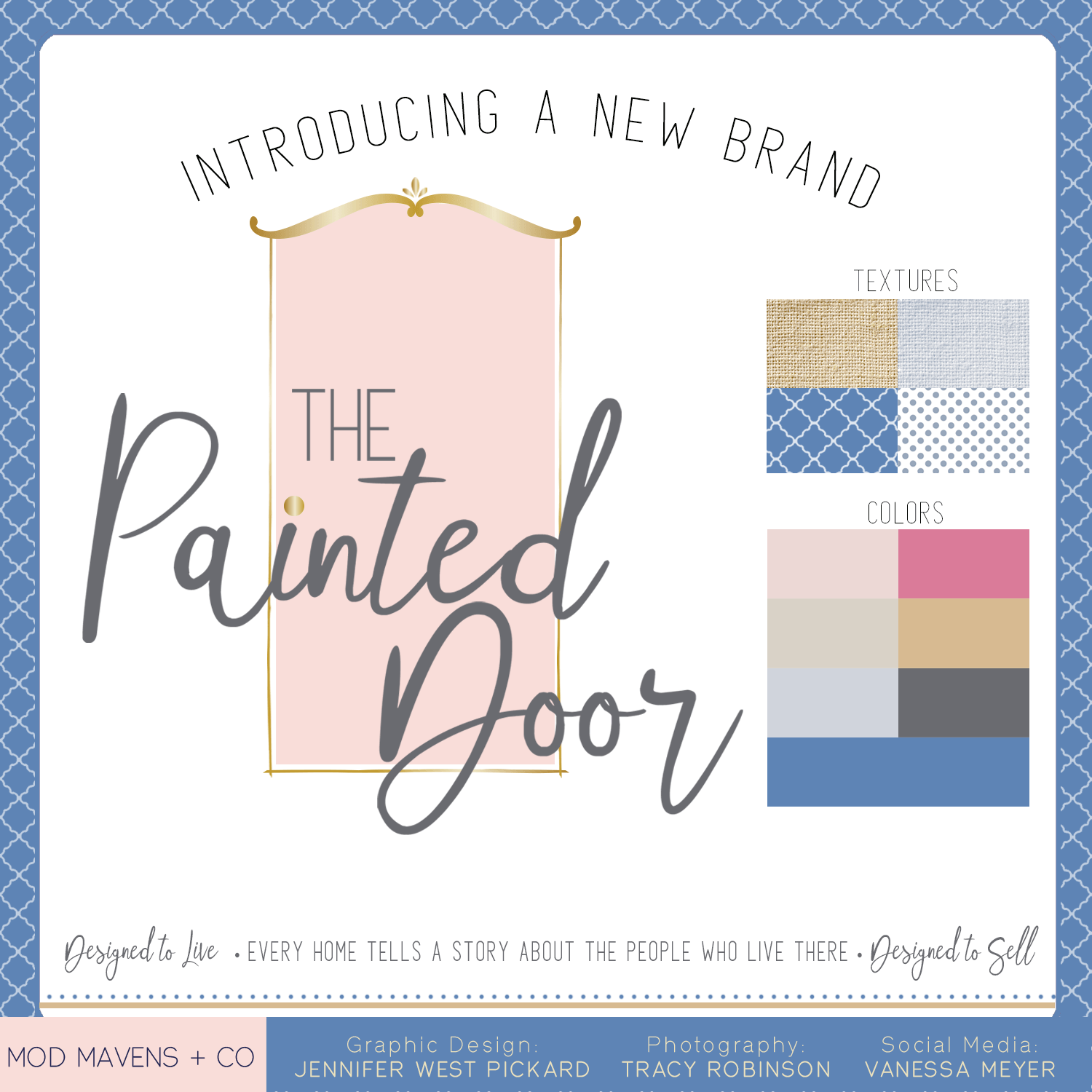 The Painted Door || New Brand