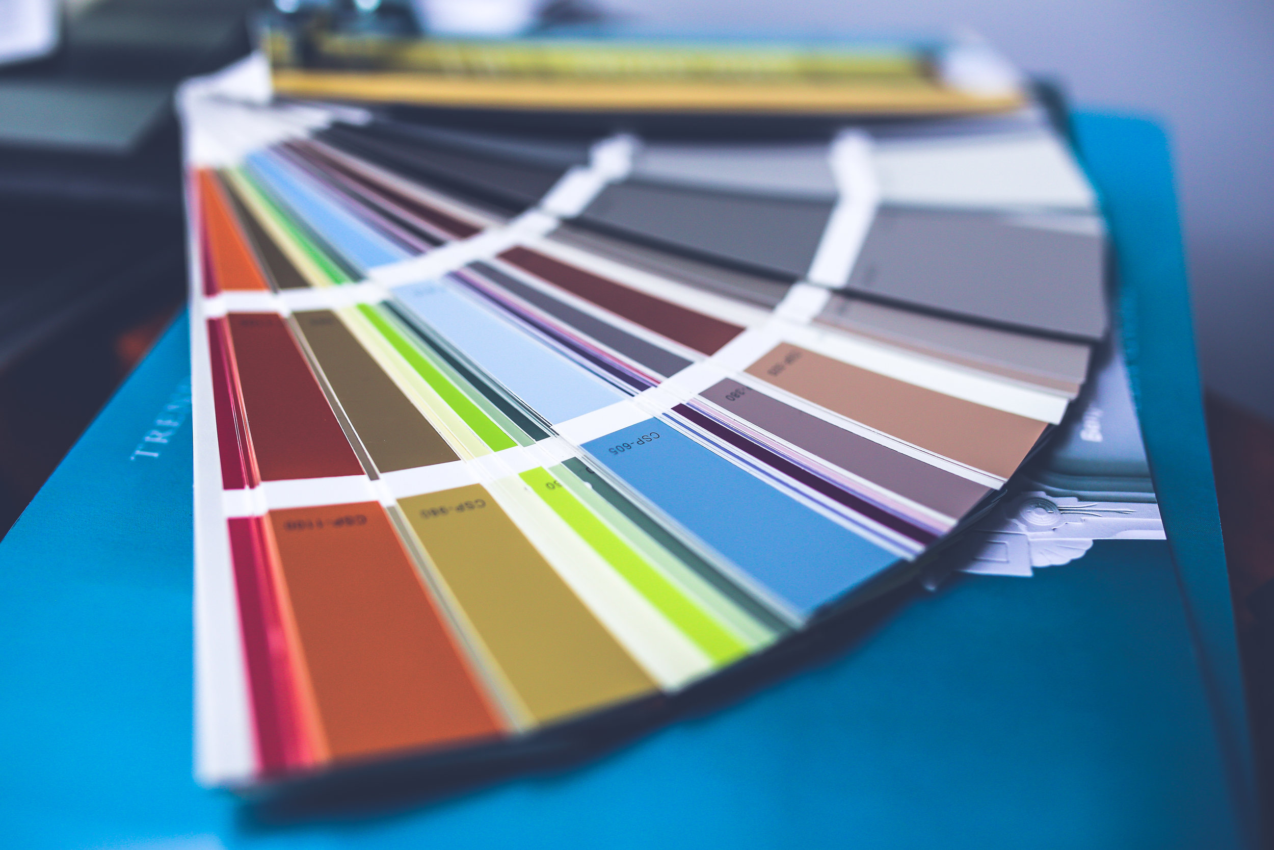 Graphic Designer in Houston, Texas A Maven that knows color