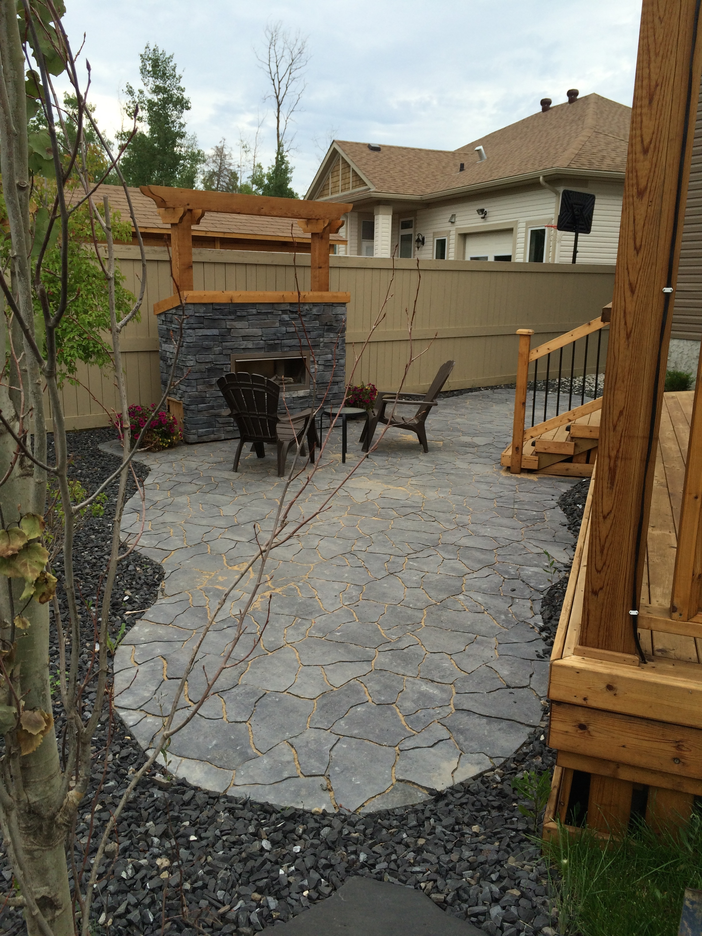 Flagstone Project - After