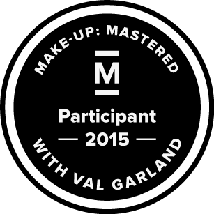 Make-Up Mastered Participant with Val Garland