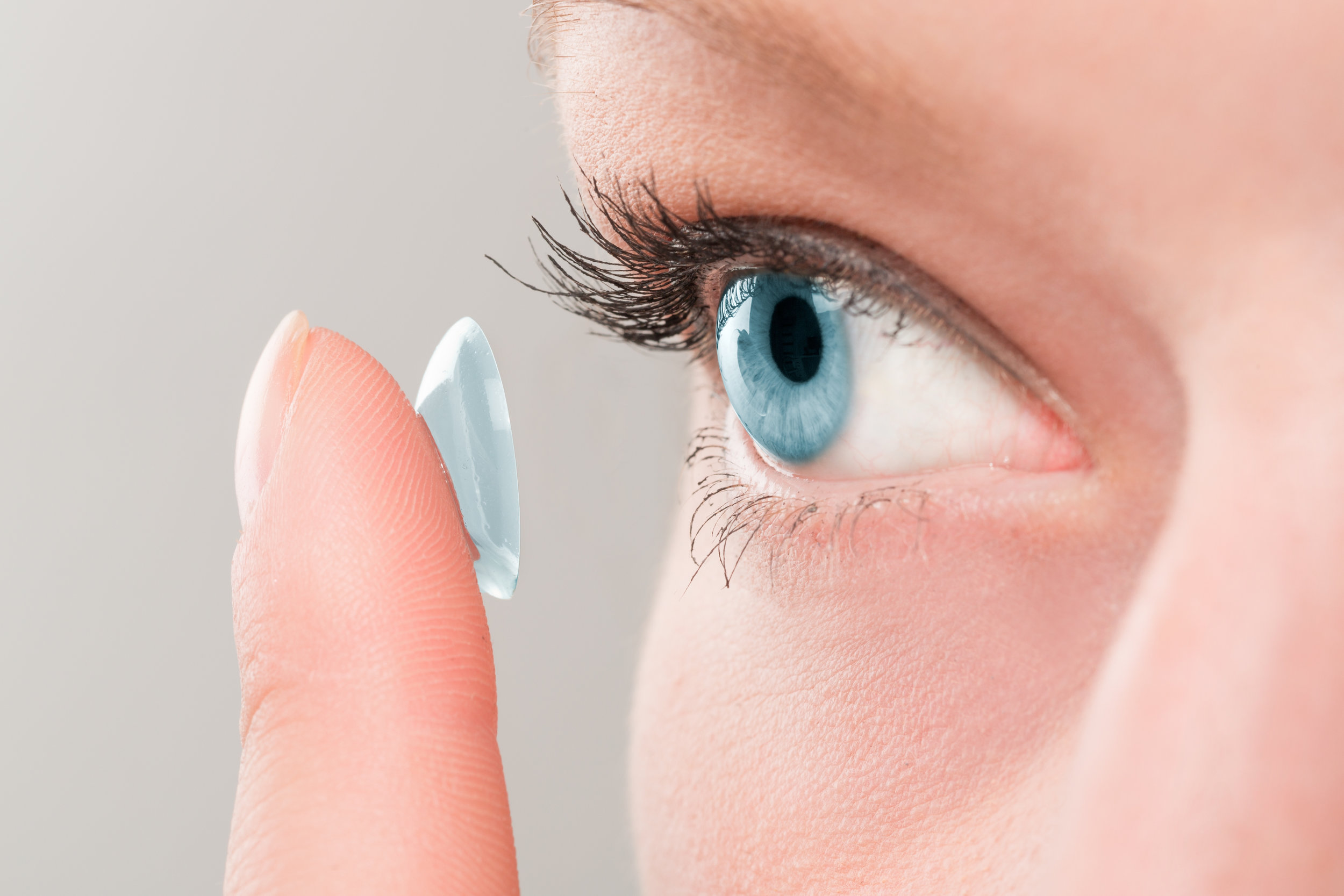 Graham Hill Eyecare • Contact Lenses