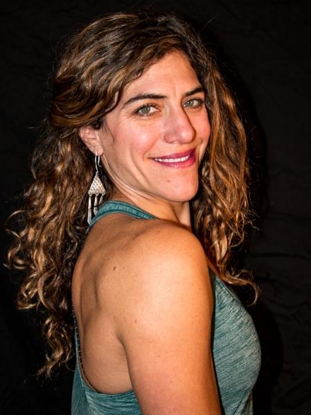 Svia Rothstein Anchorage yoga master teacher open space