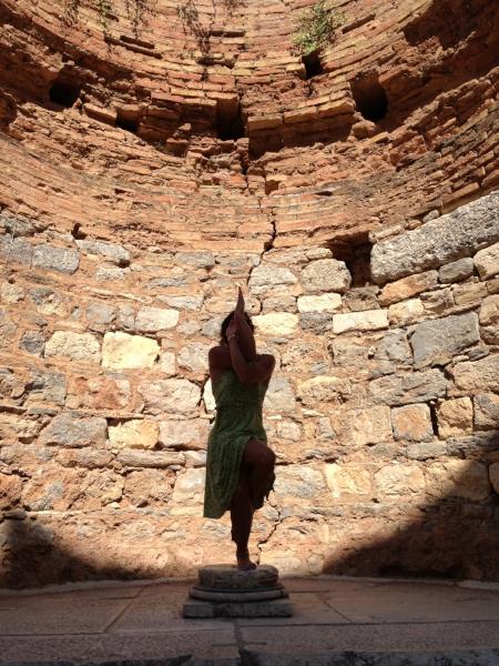 Svia Rothstein Anchorage master yoga teacher open space alaska