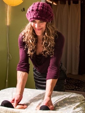 Svia Rothstein Thai bodywork massage open space alaska anchorage