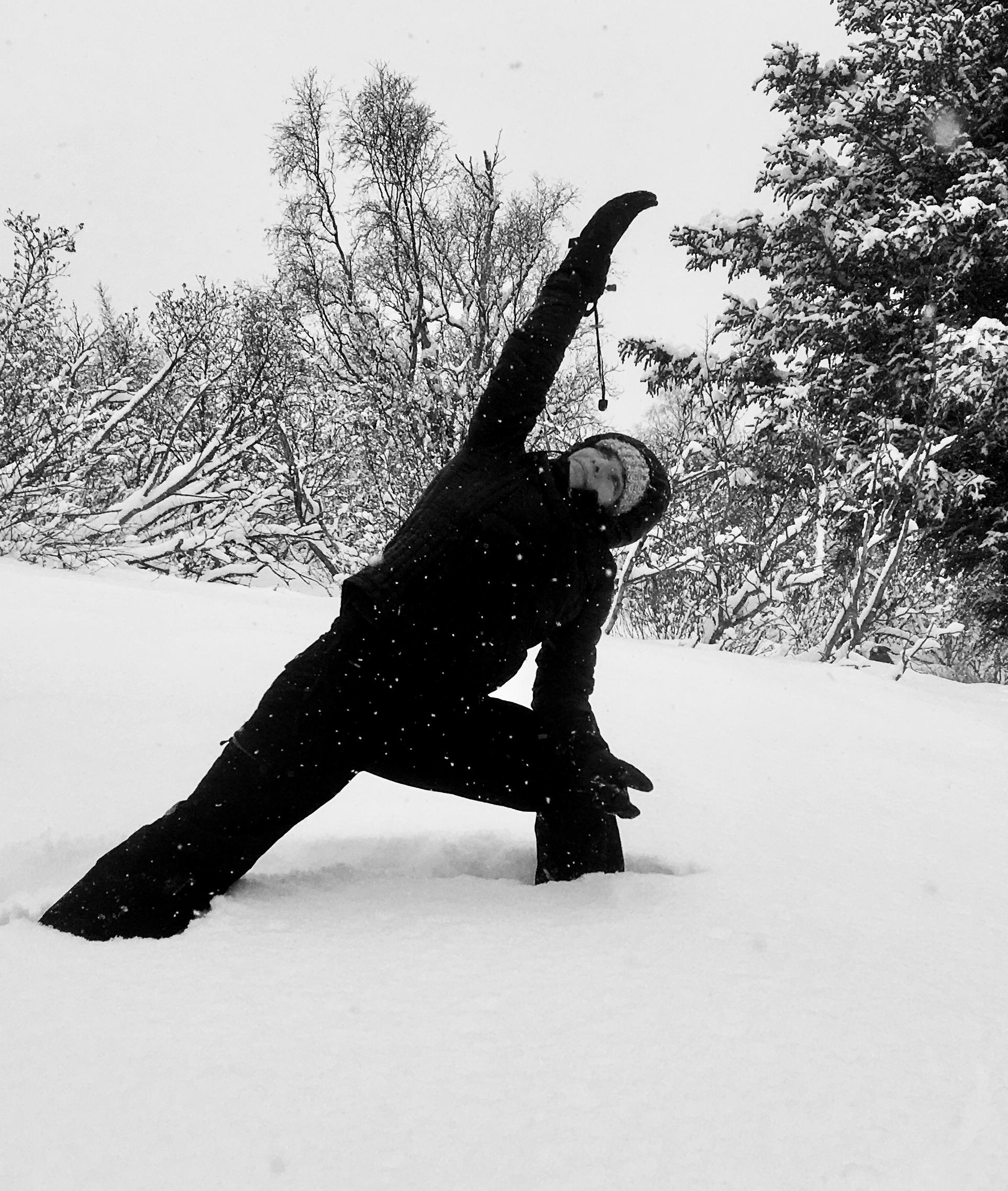 talkeetna, open space, retreat, women's retreat, alaska, yoga, skiing