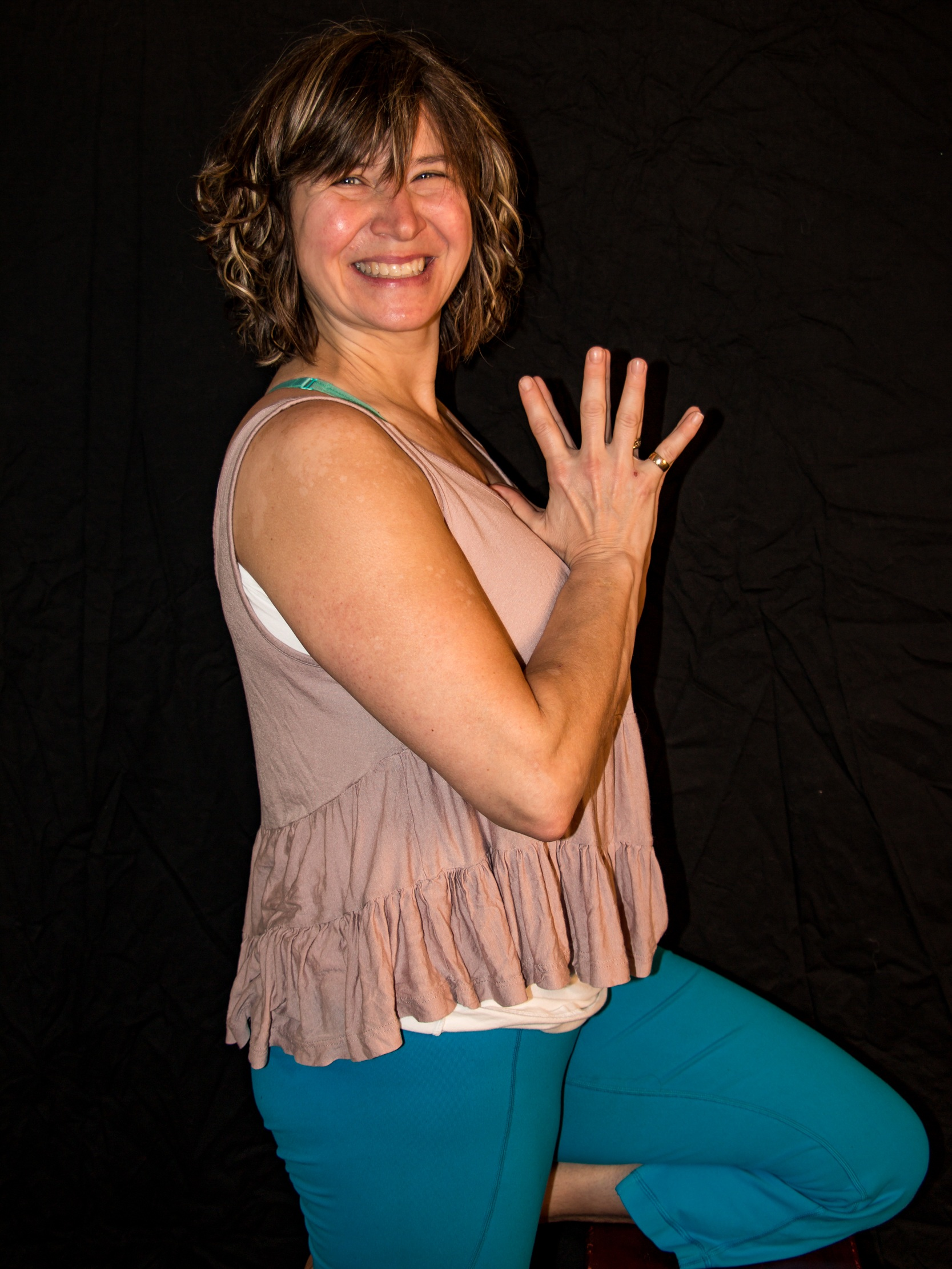 Star yoga instructor teacher Anchorage