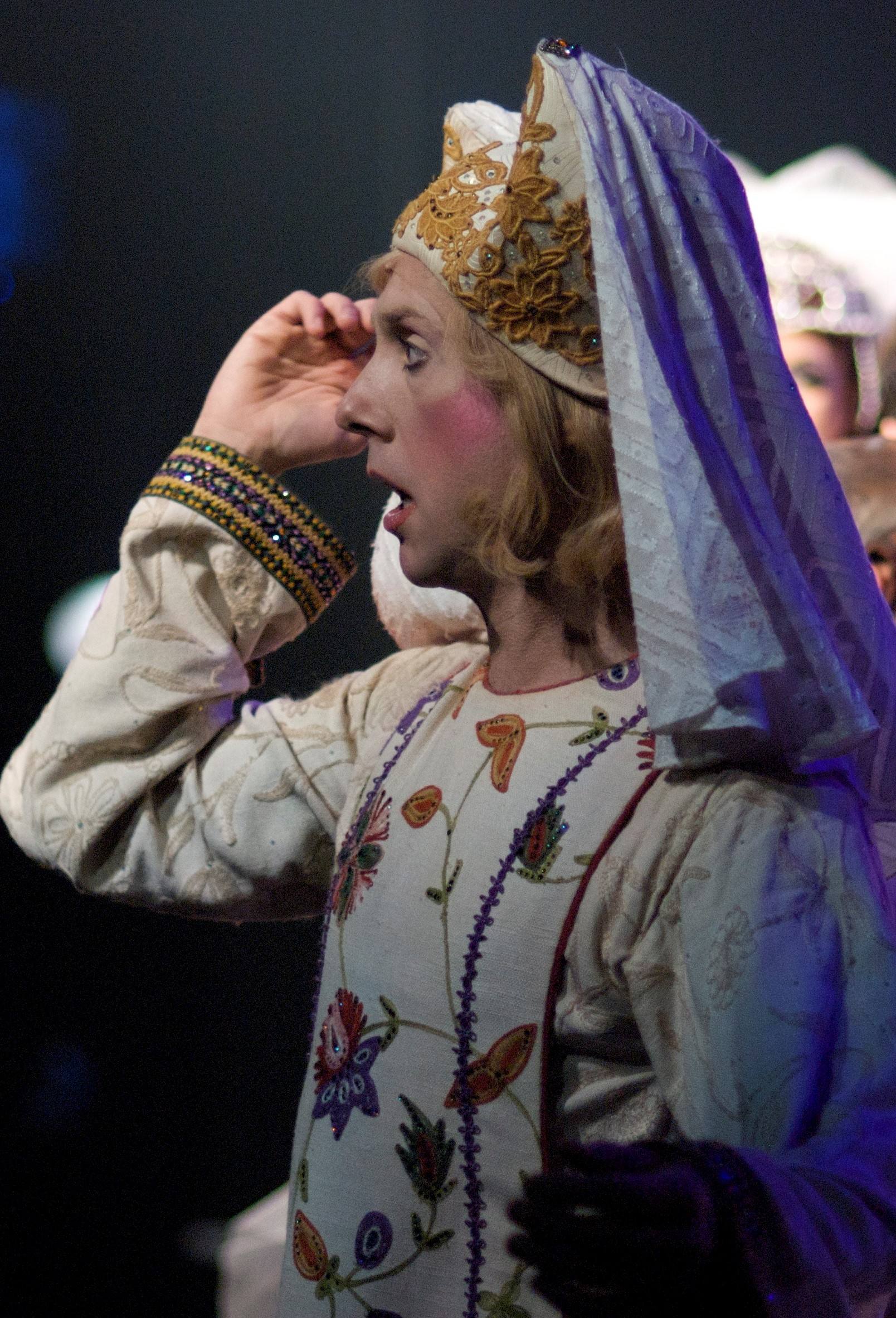 As Prince Herbert in Monty Python's SPAMALOT