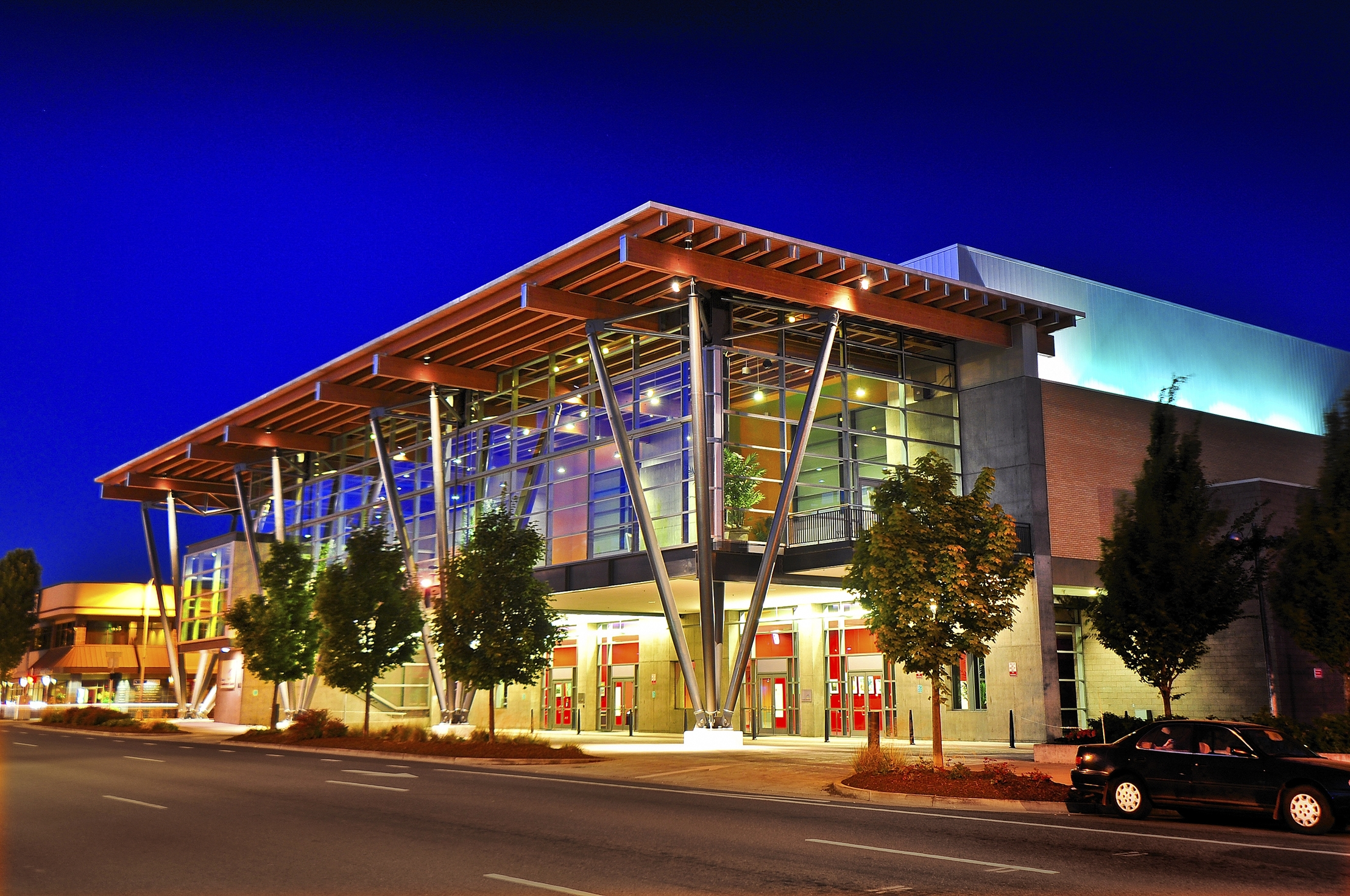 Salem Magazine: Salem Convention Center