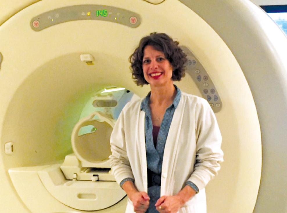 Bobbi Guzman, RT(R)(MR), the State Sresident for the Oregon Society of Radiologic Technologists (OSRT)