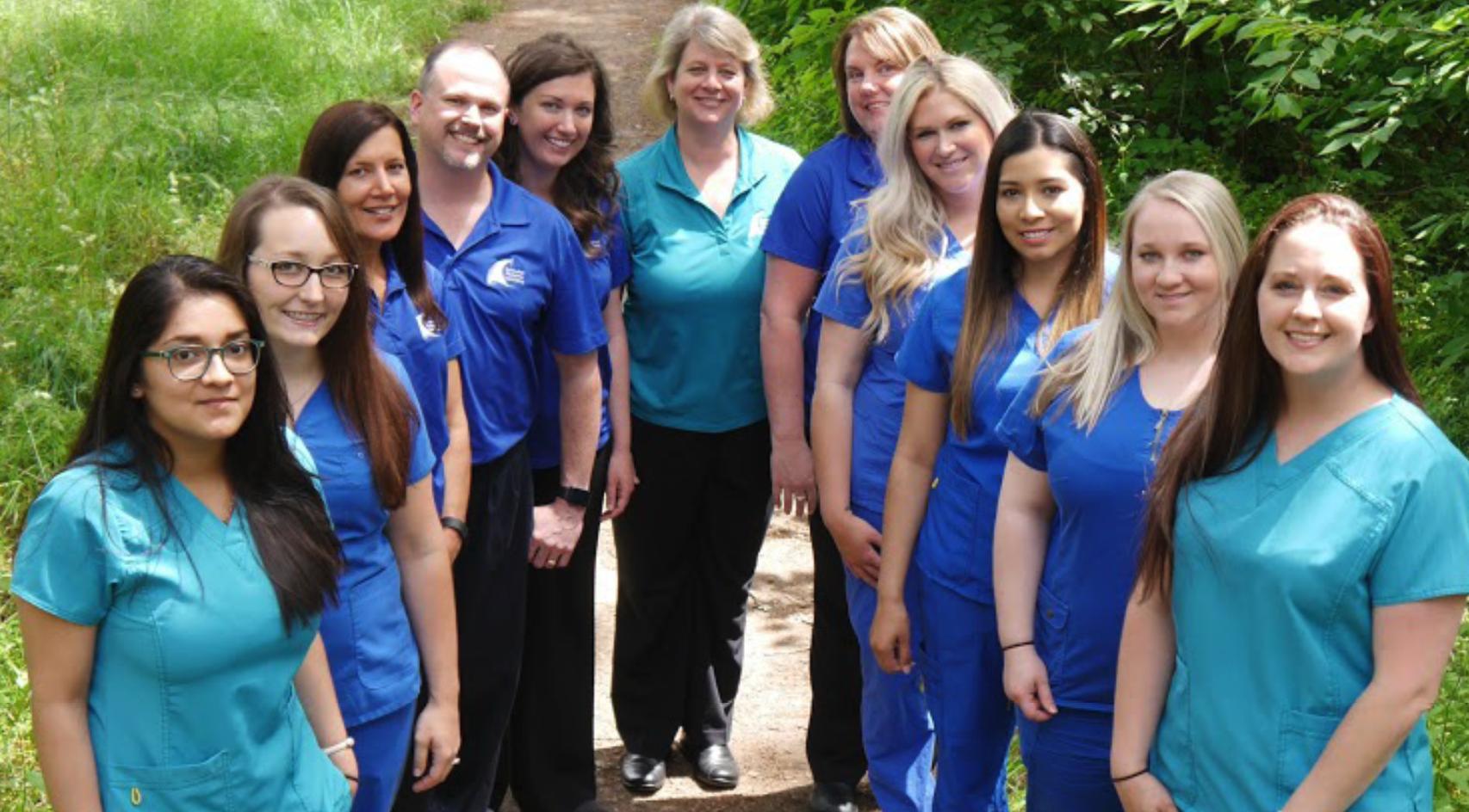 The Staff at Spinnaker Pediatric Dentistry