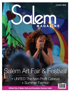 Salem Magazine Summer 2018 | Click image to download PDF