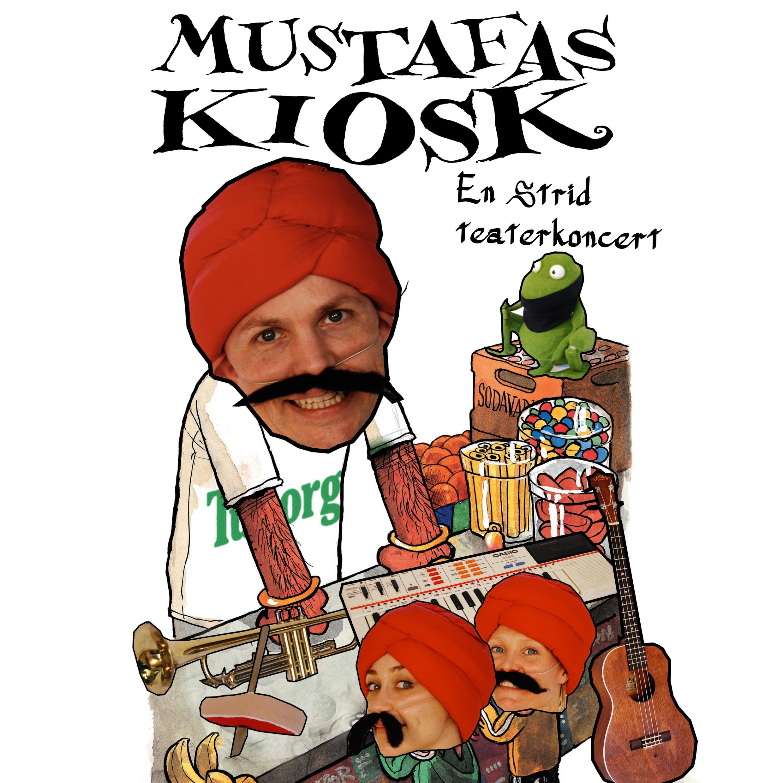 MUSTAFAS KIOSK  4-10 år  8. - 13. okt. 2019