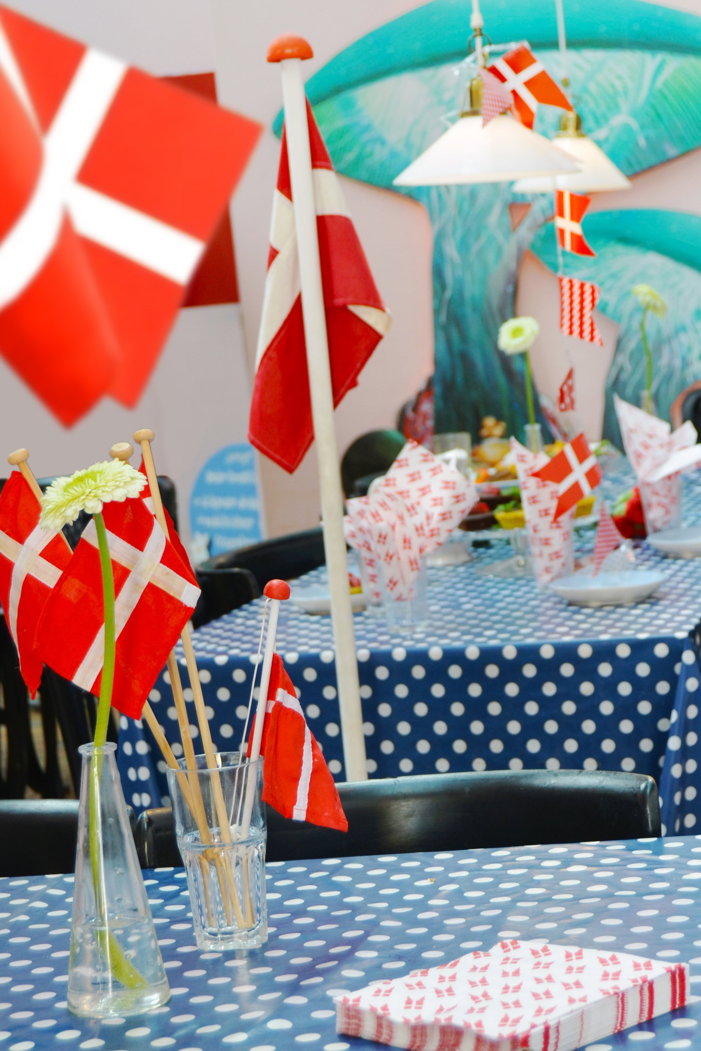 Hold din fødselsdag - Hold fødselsdag på Anemonen og få jeres eget hyggelige fødselsdagsbord i caféen.Læs Mere